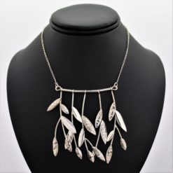 Fall Leaves Necklace