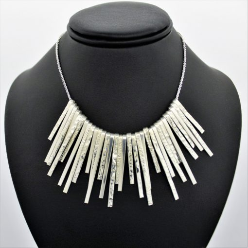 Large Lines Necklace