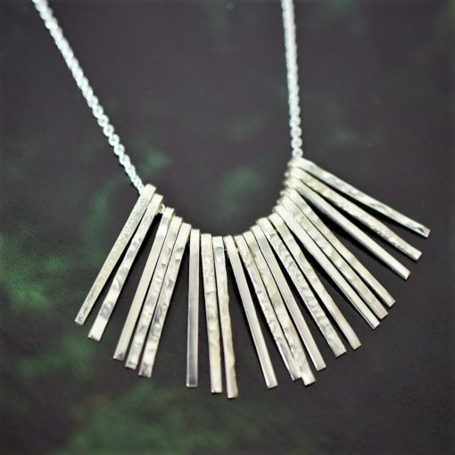 Small Lines Necklace